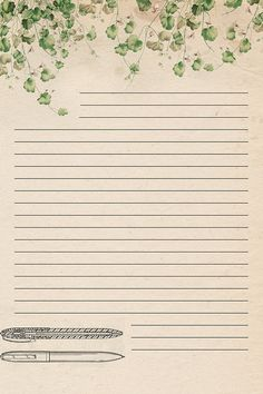 Garden of Words 12 Journal pages Movie Intro, The Garden Of Words, Lined Page, Writing Paper, Cover Pages, Journal Pages, Paper Texture, Creative Ideas, Journaling