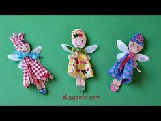 DIY, Broche Hadita, Fairy brooch, Ideas de Regalos, Ideas for Presents - YouTube