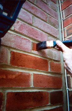 Dyebrick Brick Tinting Kit | DIY Home | Pinterest | Stained brick ...