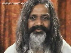 The origin of thought - Maharishi Mahesh Yogi
