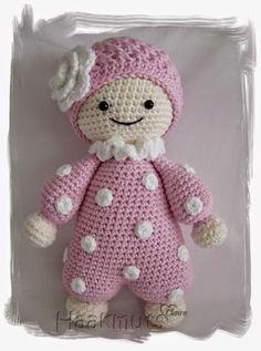 pas de modèle mais idée à garder pour la forme de la poupée