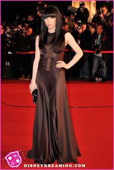 Carly Rae Jepsen Attends The 2013 NRJ Music Awards