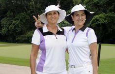 Sonia Meyer e Cecilia Moura