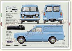 ford escort mk1 van - Google Search Ford Lincoln Mercury, Escort Mk1, Ford Escort, Automobile, Vintage Vans, Auto Vintage, British Sports Cars, Cars Uk, Ford Classic Cars