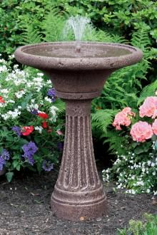 Massarelli's | Makers of Fine Stone Garden Accents available at BF Landscape 856-740-1445 www.bflandscape.com  ITEM #3870
