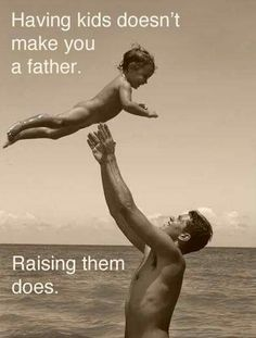 You did a good job dad.. You love me unconditionally everywhere all the time. Happy fathers day!