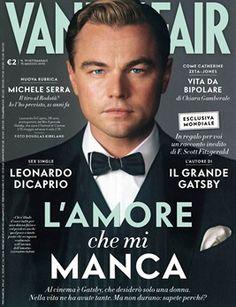 Leonardo Dicaprio: VANITY FAIR ITALIA