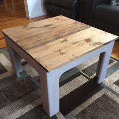 New coffee table design.