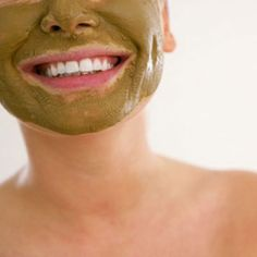 Revitalizing Mask with Cucumber and Avocado