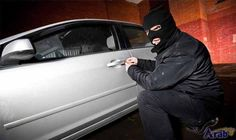 Thief held after parking stolen car next…