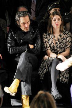 Vincent Gallo & Sofia Coppola