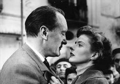 Starring Ingrid Bergman and George Sanders as an estranged English couple in Naples, Roberto Rossellini's Journey to Italy is a key stepping stone on the path to modern cinema. Ingrid Bergman, Monaco, Italian Neorealism, Roberto Rossellini, Herbert Lom, French New Wave, Swedish Actresses, Romance Film, True Romance