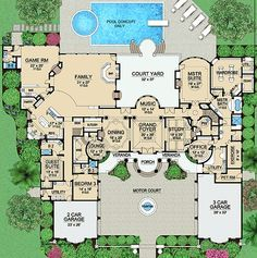 Mansion House Plans greystone mansion - google search | floor plans | pinterest