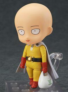 Saitama One Punch Man, One Punch Man Anime, Figurines D'action, Anime Figurines, Anime Chibi, Action Figures Anime, Saitama Sensei, Piskel Art, Anime Toys
