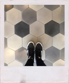 Amber Interiors Blog - I simply must have hexagons in my home!