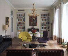 Emilia Barilli - Appartamento Milano