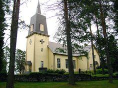 Polvijärven kirkko