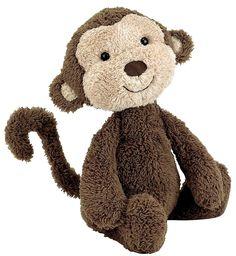 Jellycat nugget monkey!  So sweet.