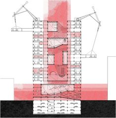 Redesigning Detroit: A New Vision for an Iconic Site Competition Entry / H…