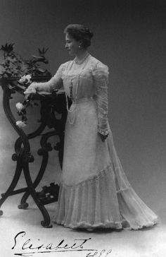 Elizabeth 'Ella' of Hesse.