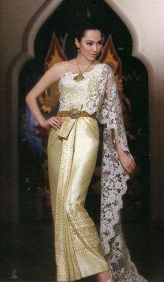 300 best thai wedding dress images on pinterest thai for Laos wedding dress for sale