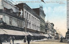 Dupuis Frères Department Store, Montreal, circa 1910, McCord Museum collection