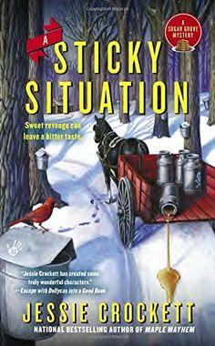 A Sticky Situation (A Sugar Grove Mystery) by Jessie Crockett http://www.amazon.com/dp/0425260216/ref=cm_sw_r_pi_dp_niChvb1JDHDDZ