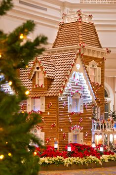 Disney World during the Holidays | Fantastical Gingerbread Works of Art You Won't Want to Miss!