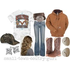 """""""To school"""" by small-town-country-gurl on Polyvore"""