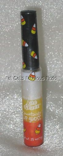 Bath & Body Works Art Stuff Candy Corn Crush Lip Gloss
