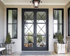 One of our most popular designs from the Iron Lion Slim Lite Collection. A classic steel and glass door with a modern twist, this design is absolutely stunning on any home! Call 877-436-4766 to start building your custom door today!  #homeremodeling #homeremodelingideas #homerenovation #homerenovationideas #interiordesign #interiordesignideas #interiordesignkitchen #interiordesignlivingroom #bathroomremodel #homedesign #homemakeover #remodel #homebuilder #winecellar #entryway #entrywaydecor…