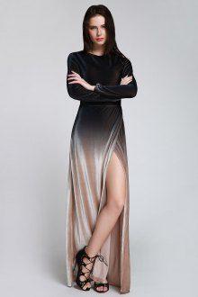 Long Sleeve High-Waisted Tunic Dress YELLOW: Long Sleeve Dresses   ZAFUL