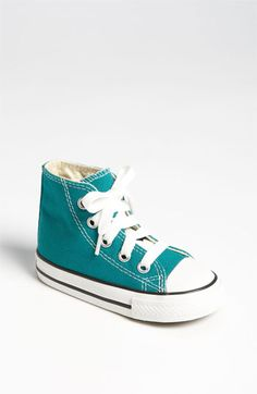Converse 'All Star®' High Top Sneaker (Baby, Walker, Toddler & Little Kid) available at #Nordstrom