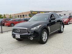 HOT DEAL OF THE DAY: 2016 Infiniti QX70
