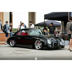 Porsche 356 RestoMod                                                                                                                                                      More