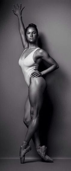 Ballet dancer Misty Copeland // Henry Leutwyler