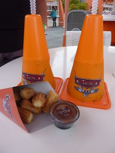The Cozy Cone at Disneyland   travelwiththemagic.com