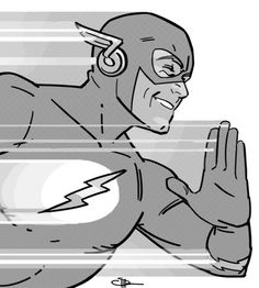 Flash by Doc Shaner