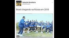 Seleção Brasileira garante vaga para Copa de 2018 e torcedores comemoram - BOL Memes