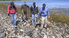 The Curse of Oak Island: The Eight-Pointed Star Oak Island News, Oak Island Nova Scotia, Hidden Treasures, World History, Discovery, Seasons, Rock, Star, American