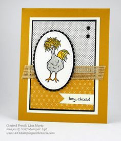 Stampin' Up! Watercolor Pencils swaps shared by Dawn Olchefske #dostamping (Lisa Martz)