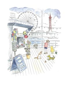 Enjoying a fish supper on Blackpool Pier, Lancashire. These Are The 10 Best Simple English Pleasures As Told Through Winnie-The-Pooh Winnie The Pooh Classic, Cute Winnie The Pooh, Winne The Pooh, Winnie The Pooh Friends, Cartoon Network Adventure Time, Adventure Time Anime, Winnie The Pooh Pictures, Disney University, Illustration Sketches