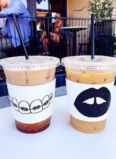 // alfred coffee Los Angeles...BUT we could have Eco-Friendly RH inspired coffee holders with a really cute vintage cup drawing by Dave.