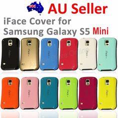 d7610bbffc4da iFace Heavy Duty Shockproof Anti Shock Case Cover for Samsung Galaxy S5 Mini