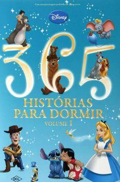 Livro 365 HISTÓRIAS PARA DORMIR DISNEY VOL 1 - ISBN 978853681002