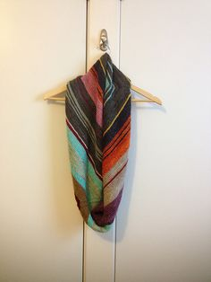 Ravelry: Project Gallery for Foolproof pattern by Louise Zass-Bangham Knitted Shawls, Yarn Needle, Shawls And Wraps, Color Inspiration, Plaid Scarf, Scarf Wrap, Ravelry, Diy And Crafts, Knit Crochet