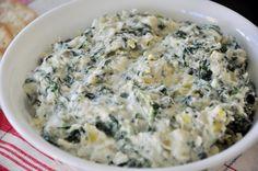 Spinach Artichoke Dip Recipe - Food.com