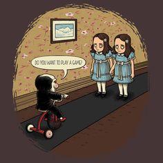 I Saw Something Creepy T-Shirt