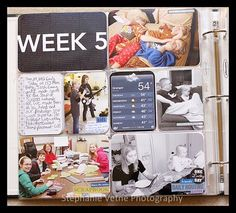 Project Life - Week 5 by steph´s stuff