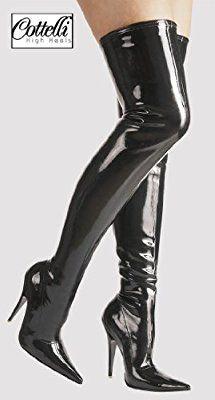 Cottelli Collection Schuhe à talon Stiefel Größe 36: Amazon.de: Drogerie & Körperpflege